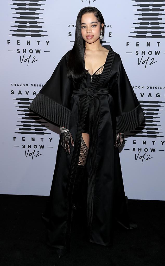 Rihannas Savage x Fenty Show Vol. 2, Ella Mai