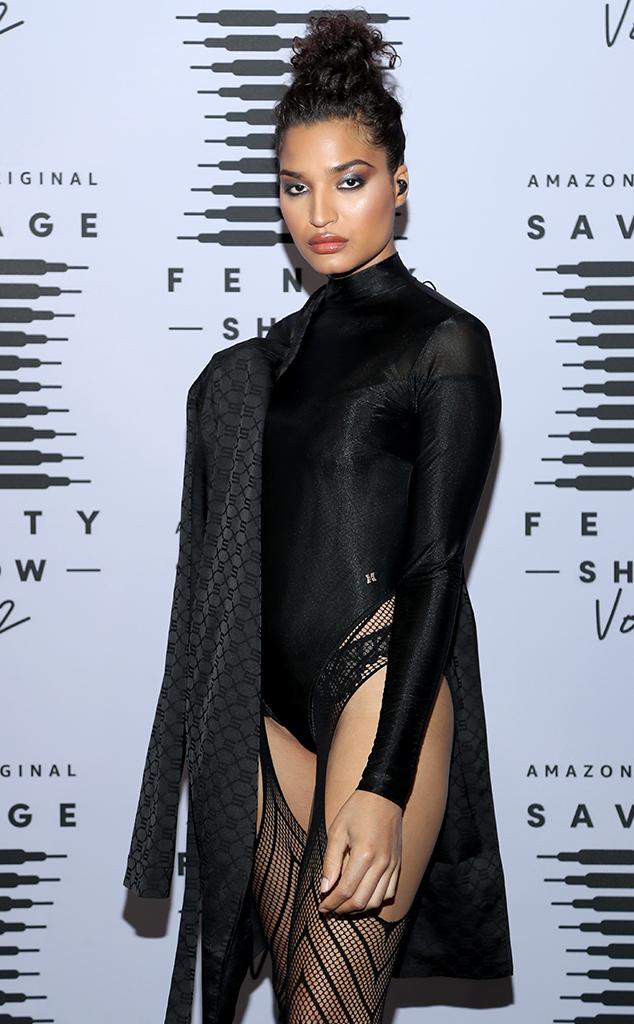 Rihannas Savage x Fenty Show Vol. 2, Indya Moore