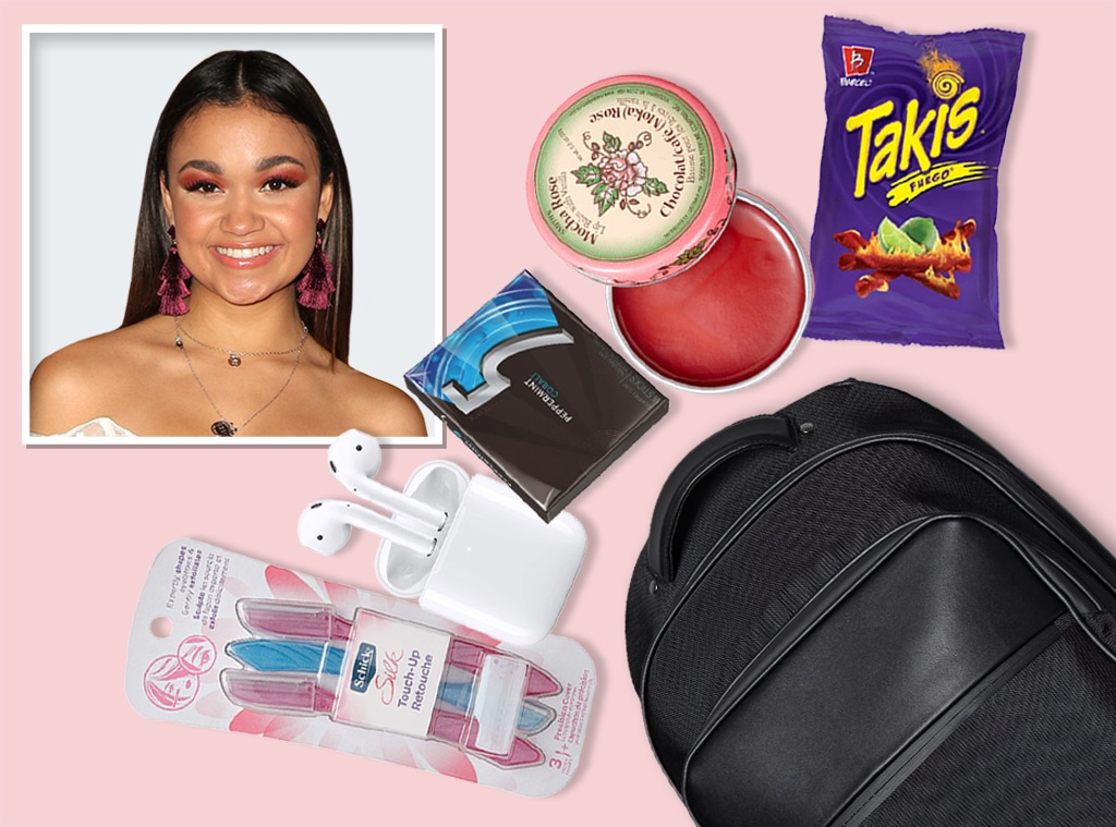E-Comm: Madison Bailey, What's In Her Bag