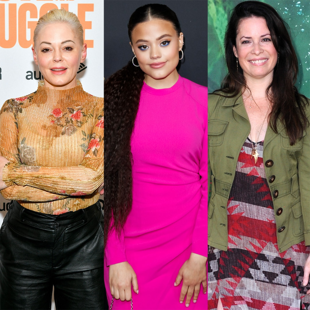 """Sarah Jefferey Says Original Charmed Stars Should Be """"Embarrassed"""" After Criticizing the Reboot"""