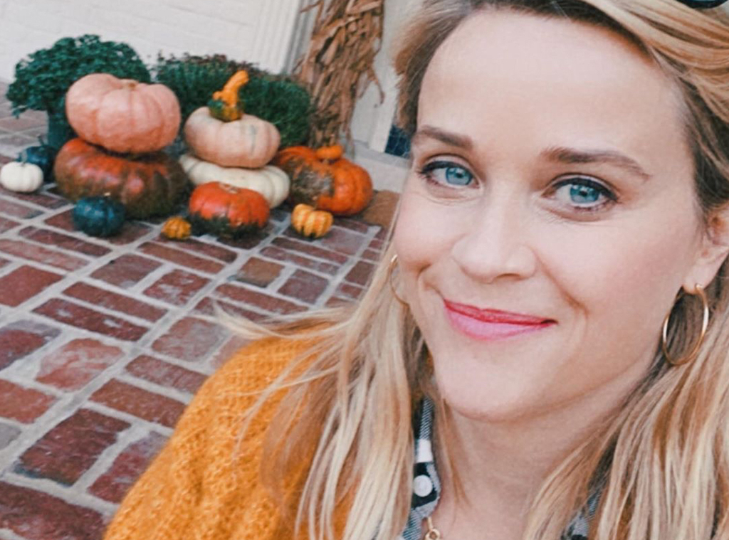 E-Comm: Fall Decor for Less: Warm Up Your Home Like Reese, Kylie & More, Reese Witherspoon
