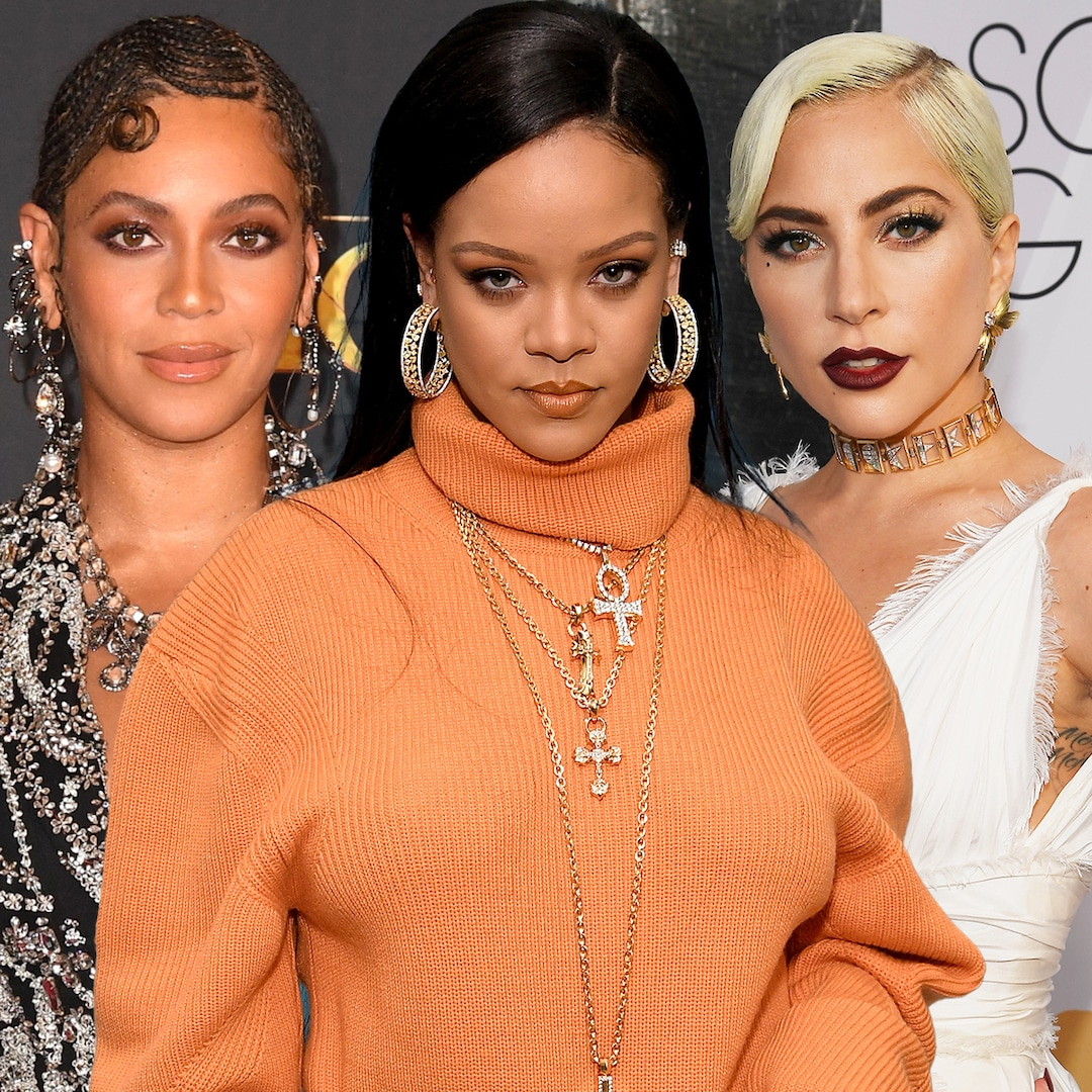 Rihanna, Lady Gaga and More Stars Among America's Richest Self-Made Women of 2020