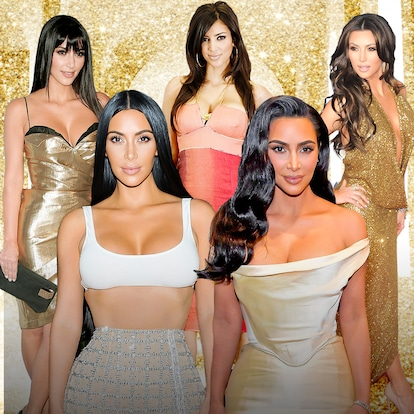 The Evolution of Kim Kardashian