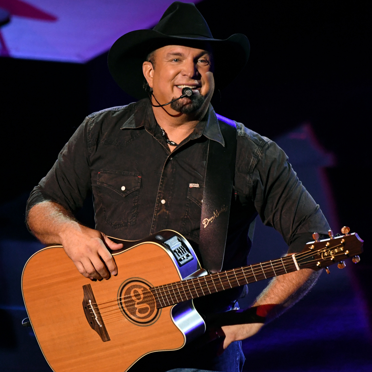 Garth Brooks Gave Us All the Feels Accepting Icon Award From Cher at 2020 Billboard Music Awards