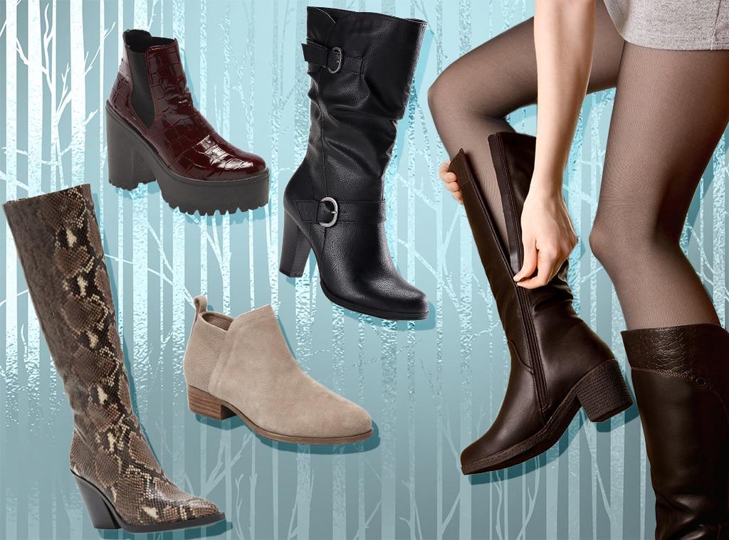 Best Boots \u0026 Booties Under $100 - E! Online