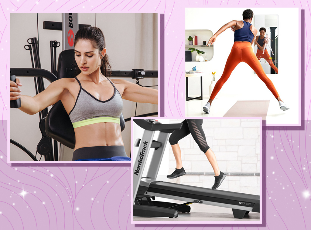 E-Comm: Invest in Your Health With These 5 Bestselling Home Fitness Machines