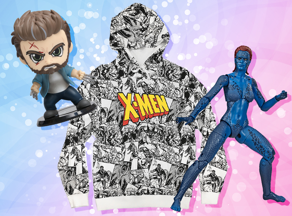 E-Comm: ShopDisney's Marvel Mania: Score These X-Men Must-Haves Now!