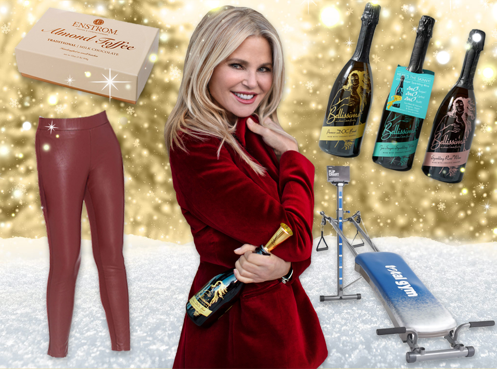 E-Comm: Holiday Gift Guide, HGG, Christie Brinkley