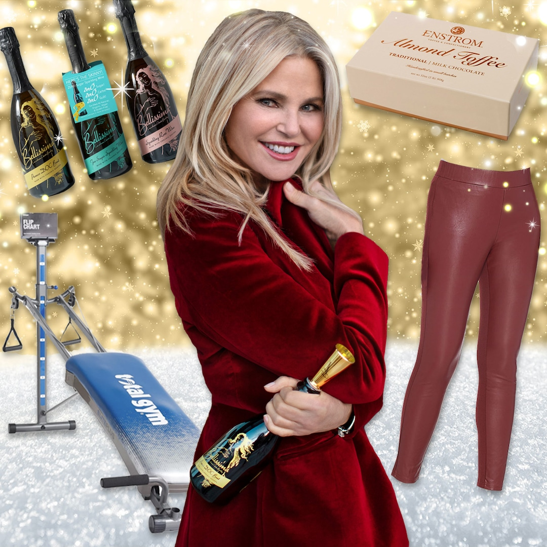 Say Cheers to Christie Brinkley's Holiday Gift Guide!