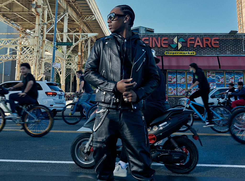 E-Comm: Coach x Nigel Sylvester and Blood Osiris