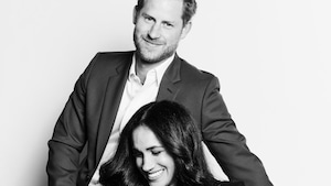Prince Harry, Meghan Markle, Time100
