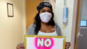 Zhane' Hale, Breast Cancer Survivors