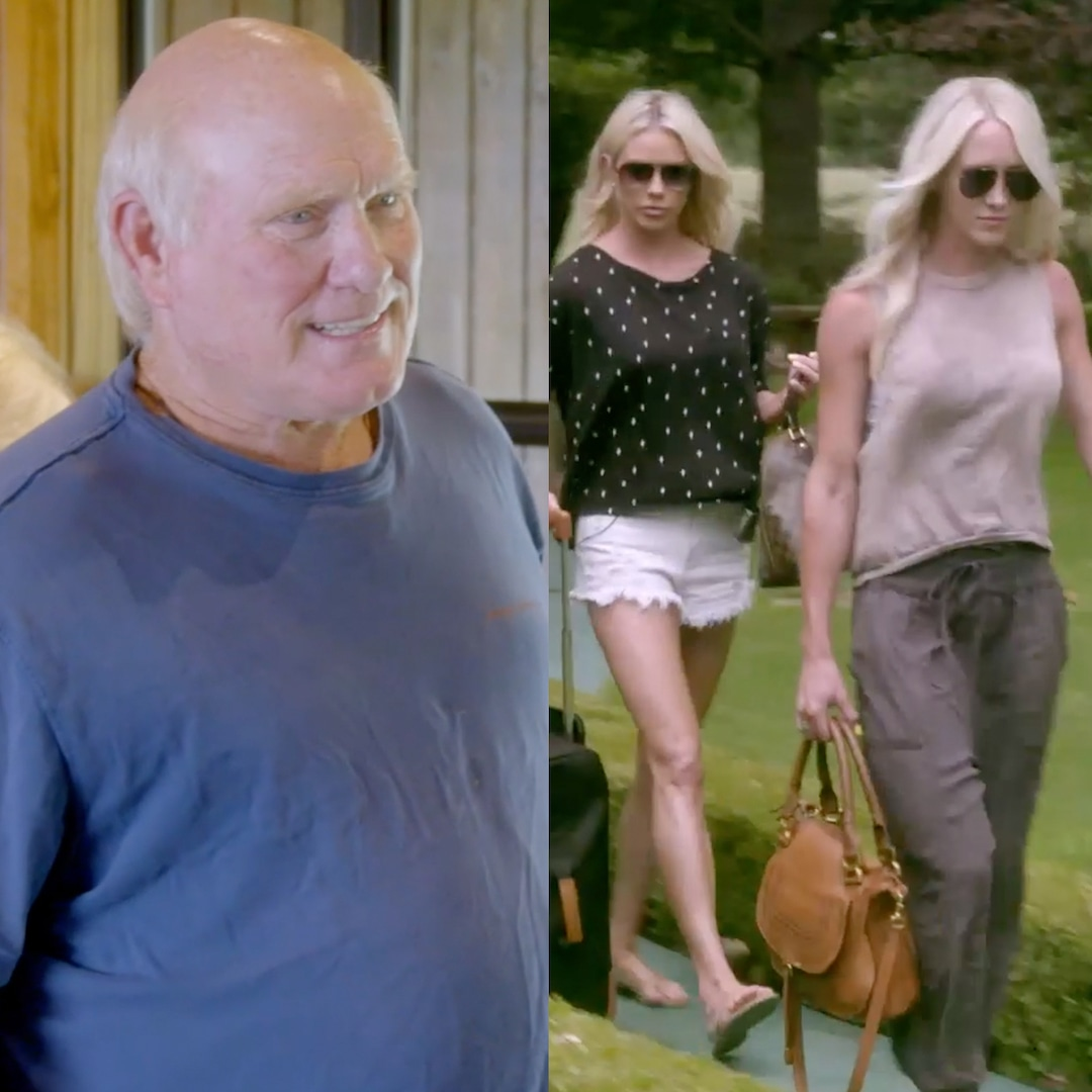 A Ghost May or May Not Ruin Terry Bradshaw's Quarantine Plans on The Bradshaw Bunch
