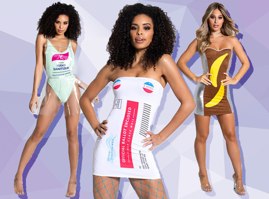 EComm, Sexy Halloween Costume ADDS