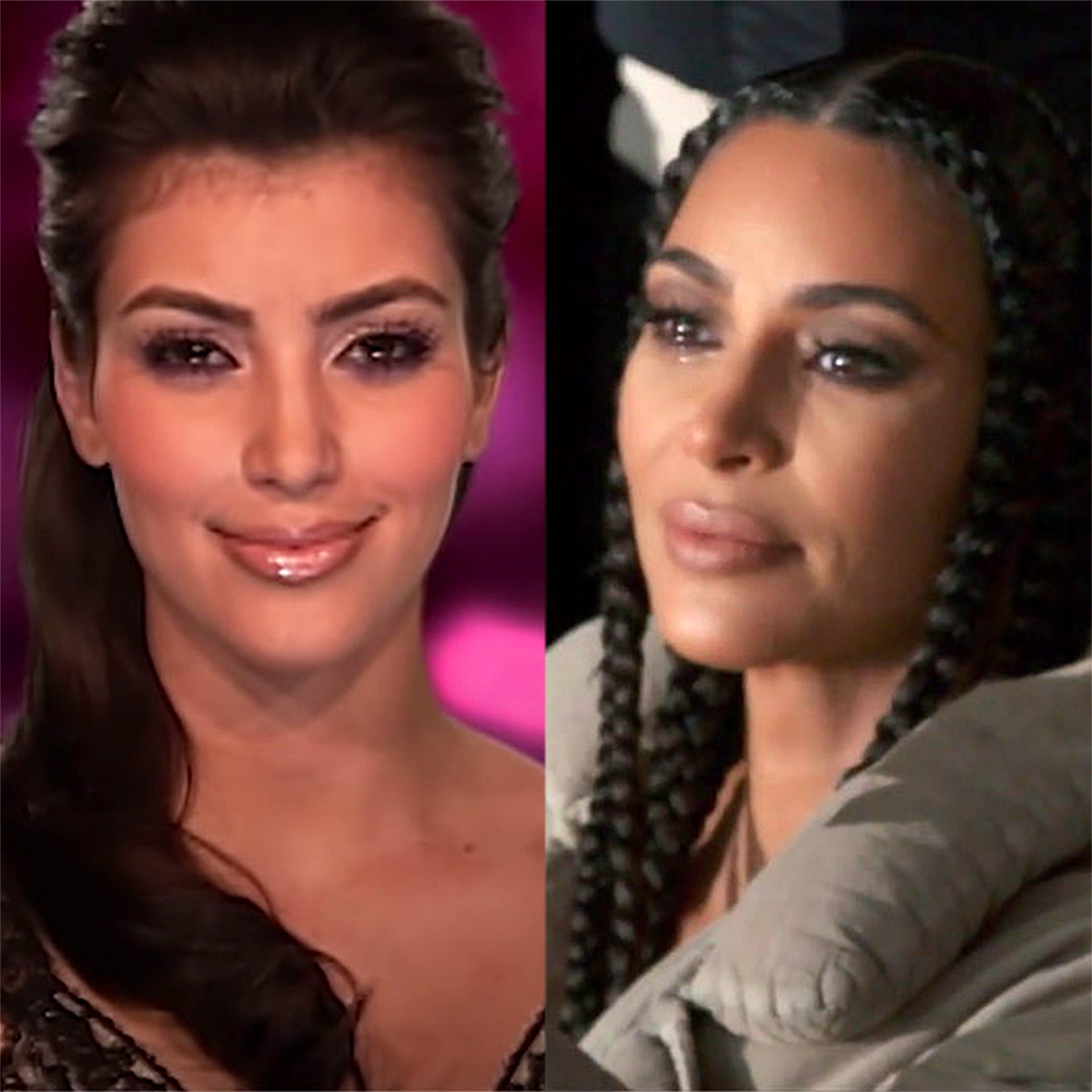 Look Back at Kim Kardashian's Most Iconic KUWTK Moments Ever