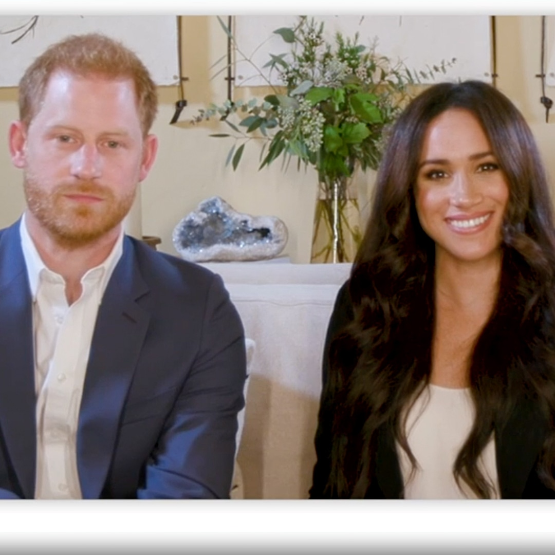 "Meghan Markle and Prince Harry Plan to Address ""Tension"" With Royal Family in Oprah Winfrey Tell-All - E! NEWS"
