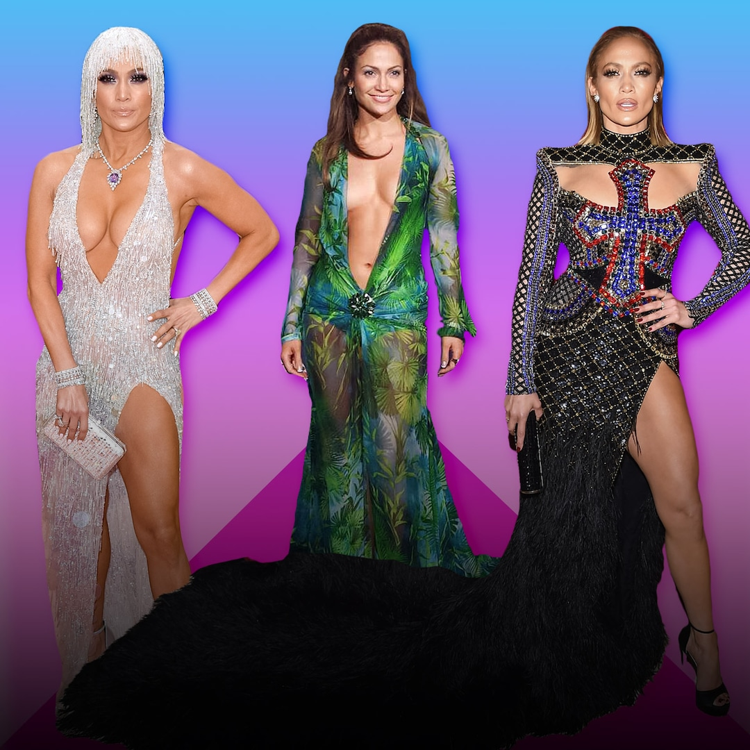 See Jennifer Lopez's Most Iconic Looks Through the Years