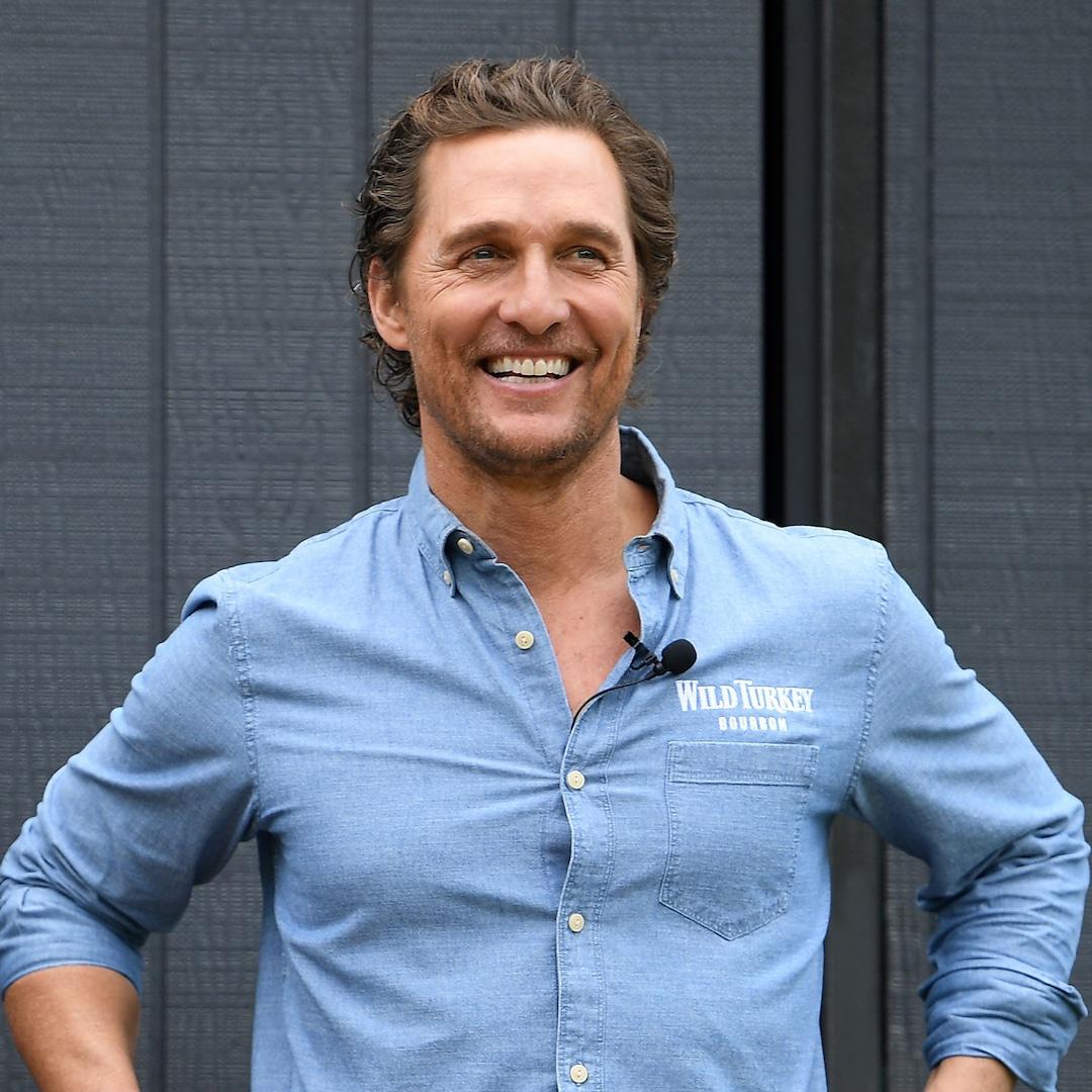 Matthew McConaughey's Son Levi Is His Undeniable Mini-Me in Rare Photo – E! NEWS