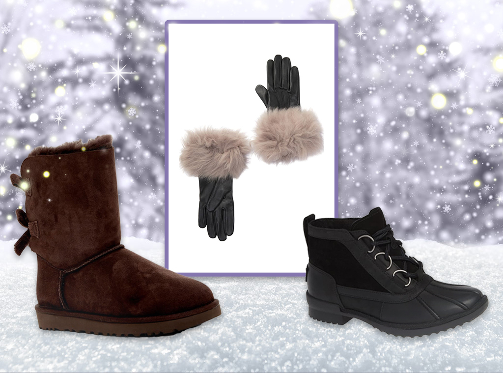 E-Comm: Holiday Gift Guide Ugg Flash Sale