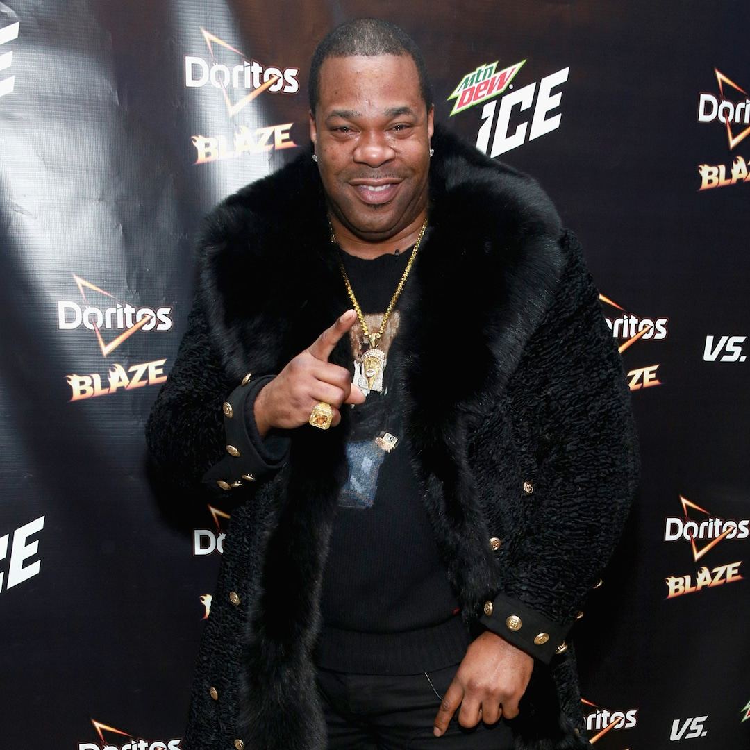 Busta Rhymes Shows Off His Abs In Dramatic Weight Loss Transformation - E! NEWS