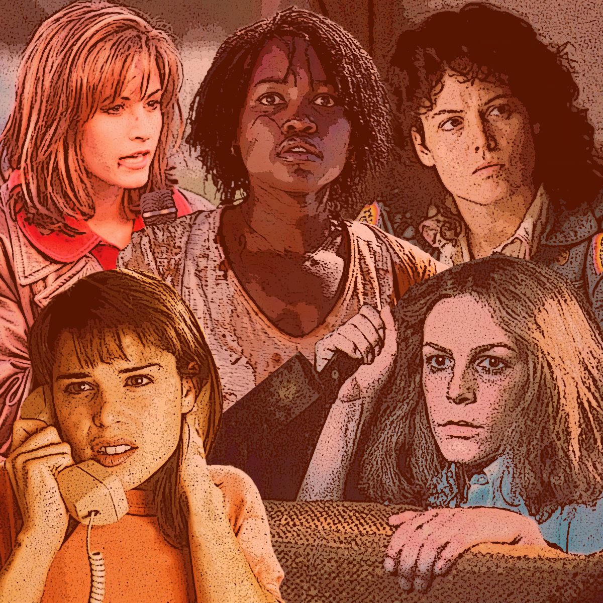 From Jamie Lee Curtis to Jennifer Love Hewitt: Our Favorite Final Girls