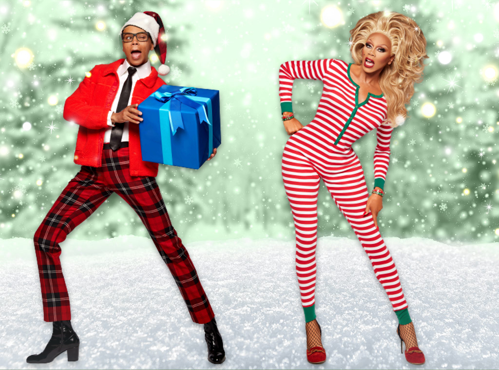 E-Comm: HGG RuPaul Old Navy Holiday
