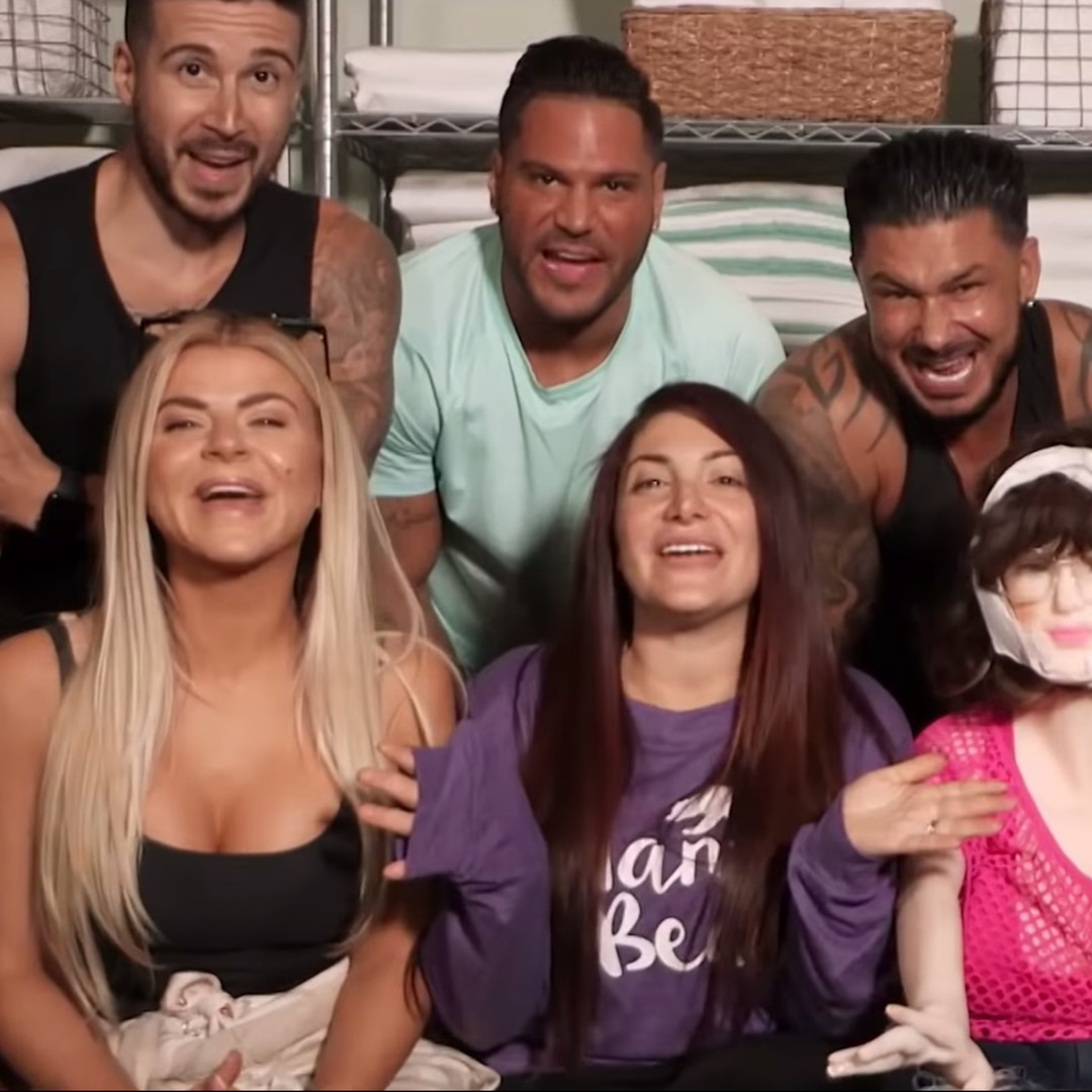 This Wild Sneak Peek at Jersey Shore: Family Vacation Promises Fake Weddings and an Intervention