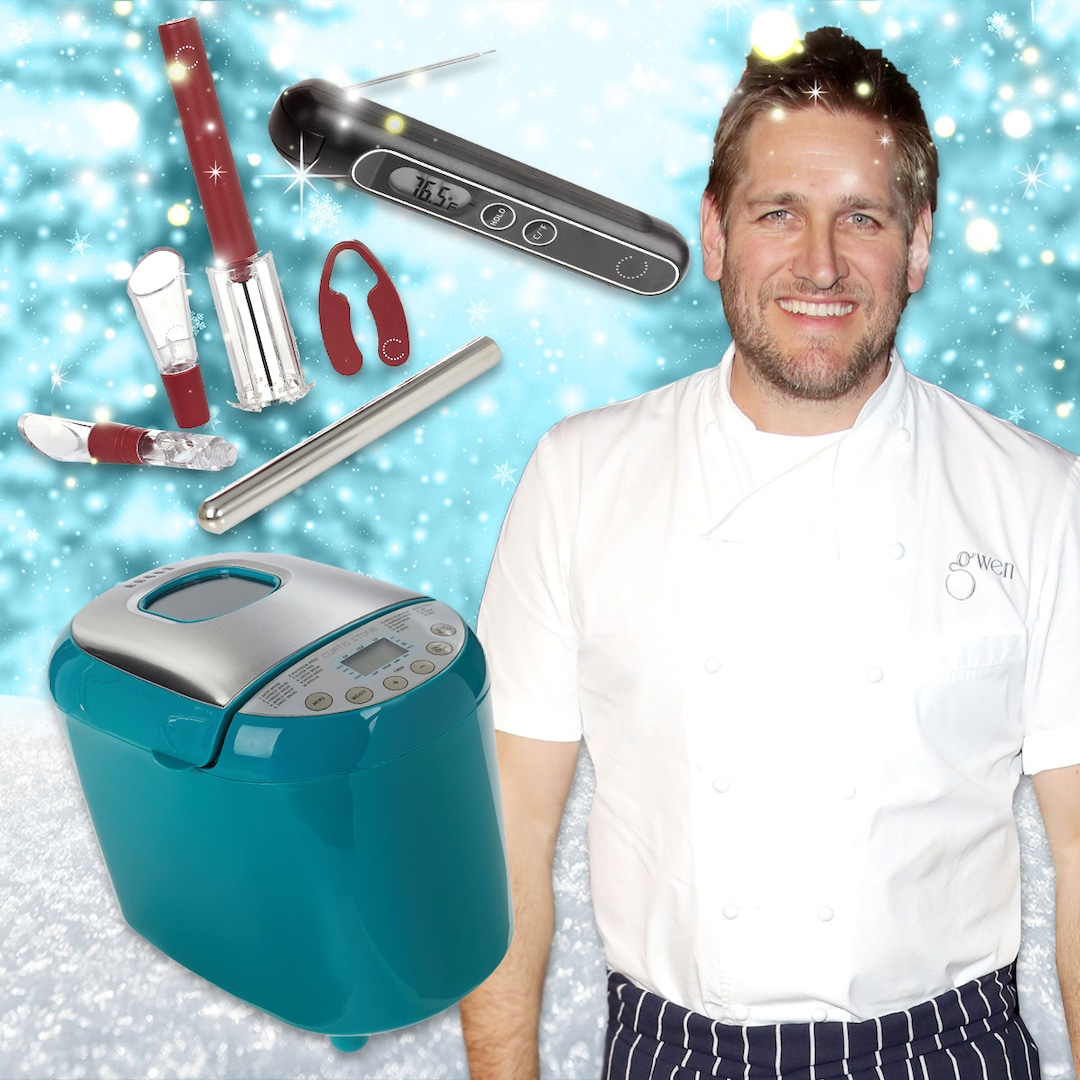Feast Your Eyes on Curtis Stone's Holiday Gift Guide - E ...
