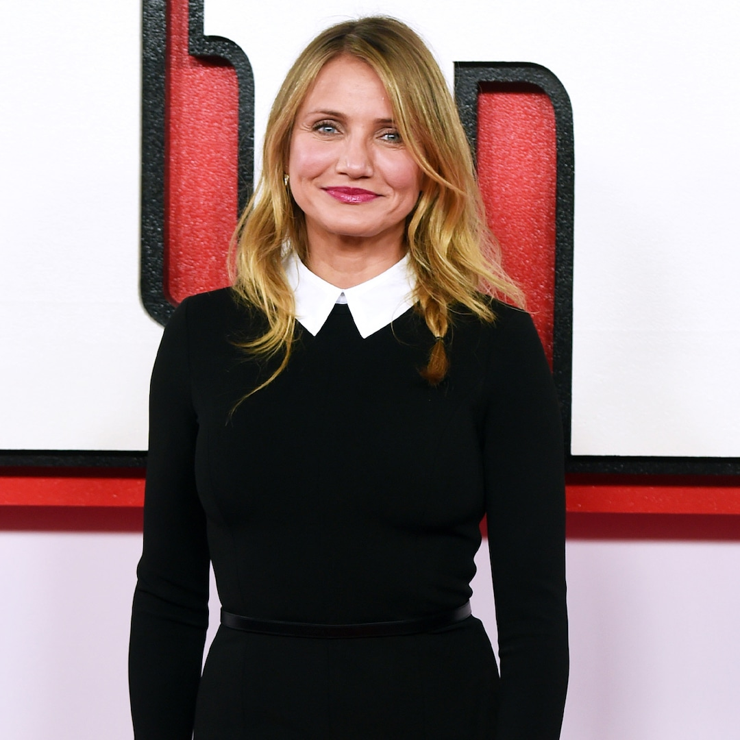 Cameron Diaz Just Delivered the Ultimate Piece of Dating Advice