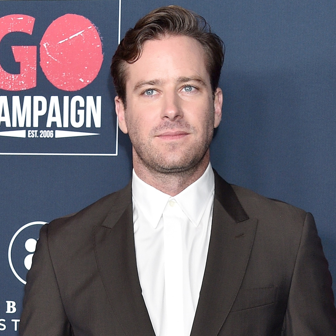 Armie Hammer Reflects on the