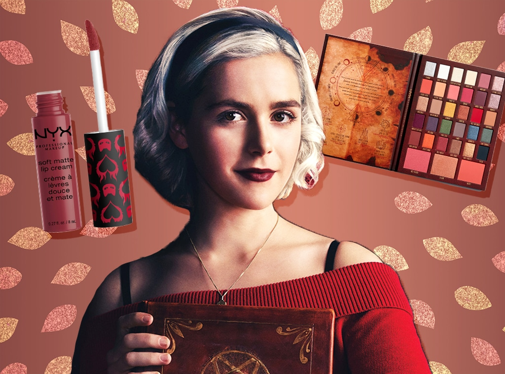 E-comm: NYX x The Chilling Adventures of Sabrina