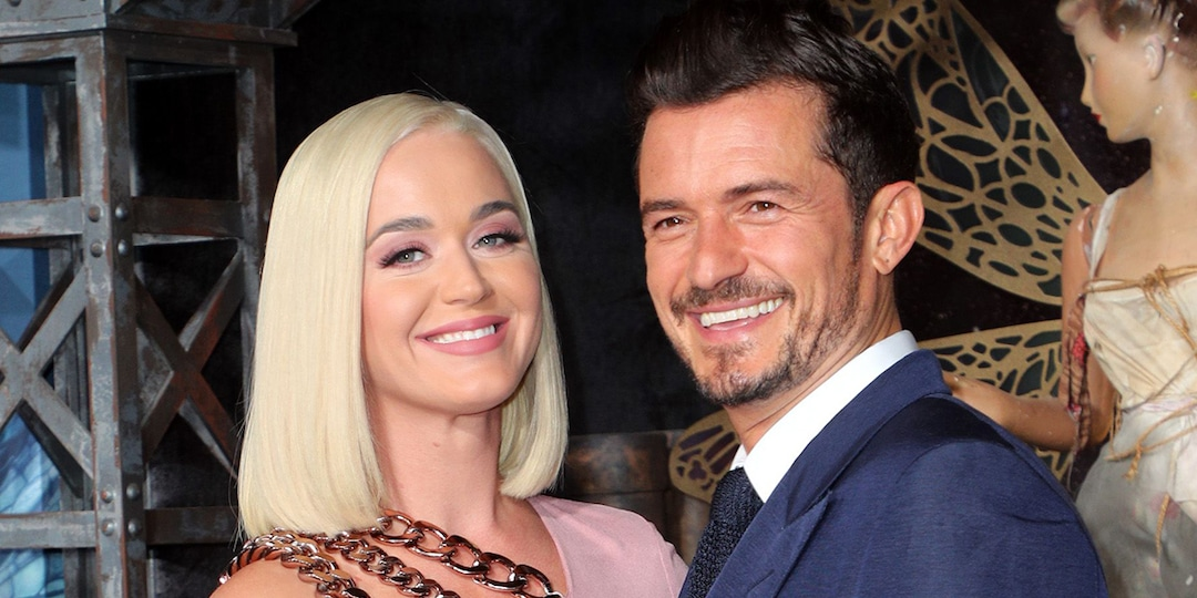 Here's How Katy Perry Keeps Daughter Daisy Dove With Her Always - E! Online