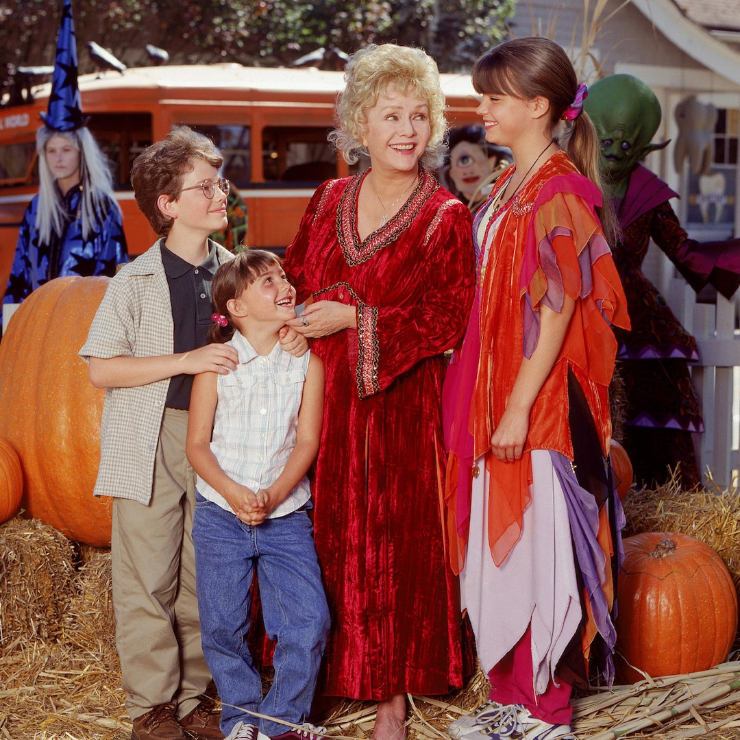 Could There Be a Halloweentown Reboot? Phillip Van Dyke Tells All
