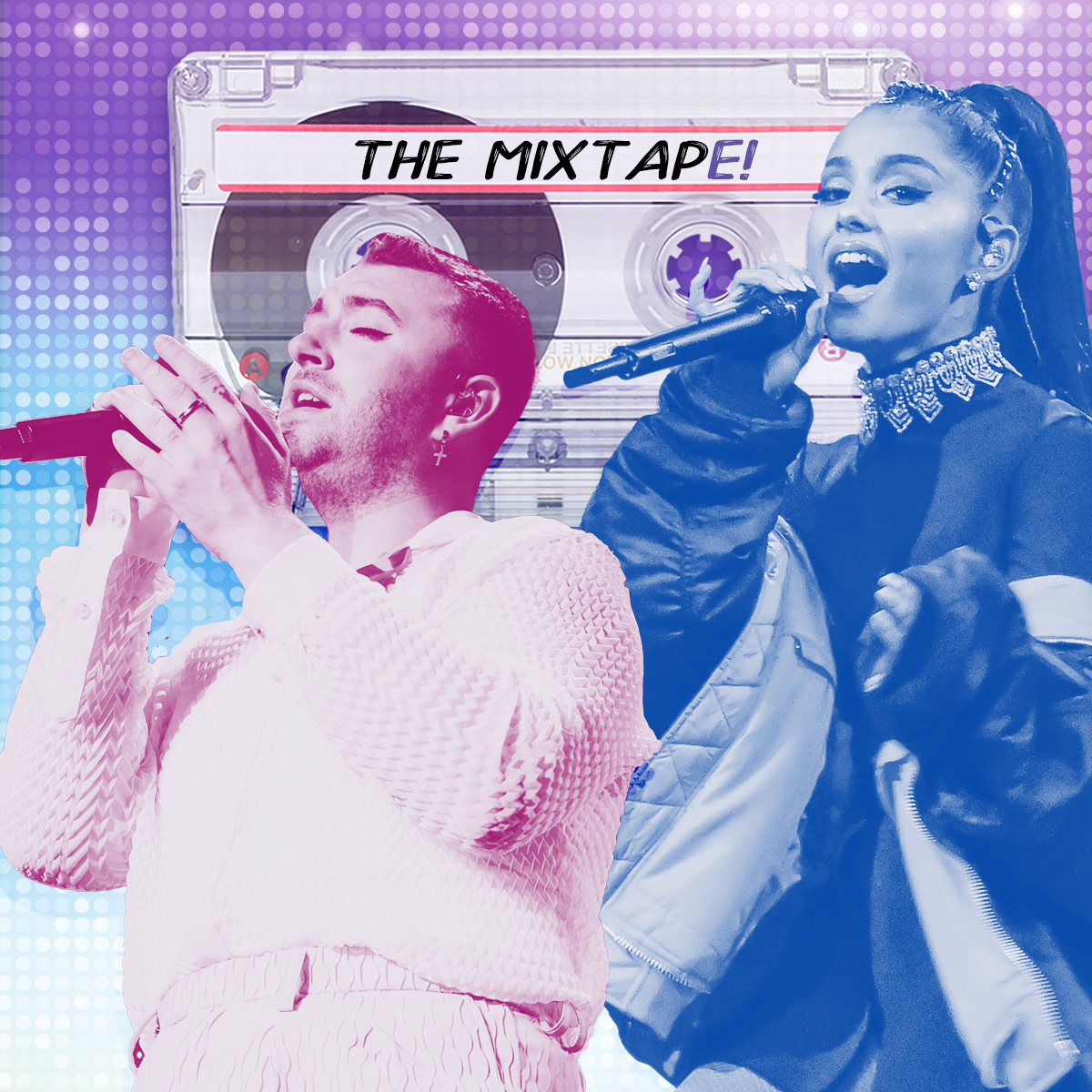 The MixtapE! Presents Ariana Grande, Sam Smith, Bad Bunny and More New Music Musts