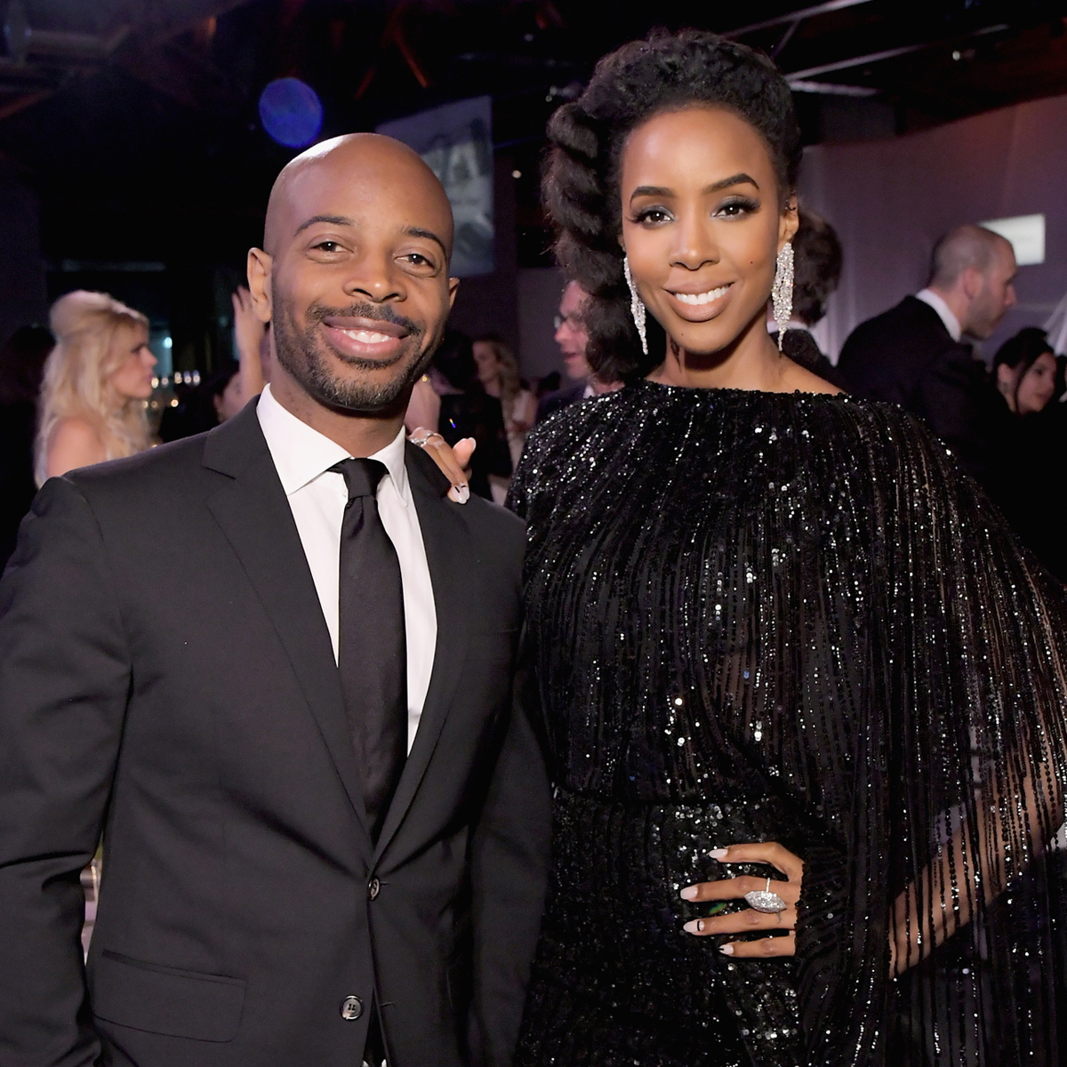 Kelly Rowland Is Pregnant, Expecting Baby No. 2 With Husband Tim Weatherspoon