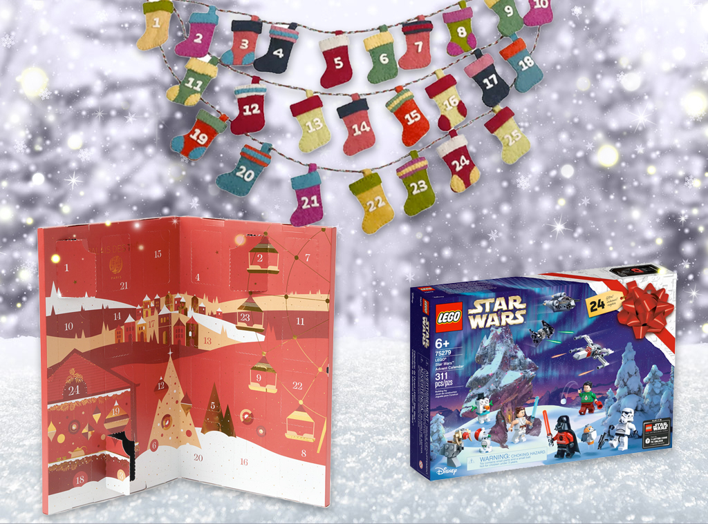 E-Comm: HGG, Advent Calendars You'll Want Before They Sell Out!