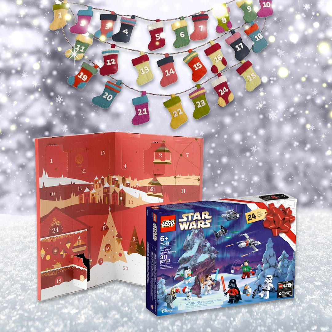 28 Advent Calendars You'll Want--Before They Sell Out!