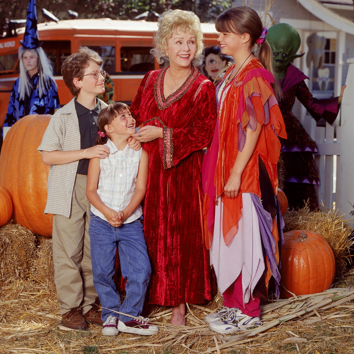 Checking in on the Cast of Halloweentown - E! Online