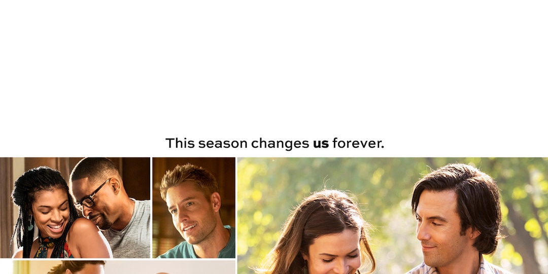 Hello Pearsons See The First Poster For This Is Us S5 E Online