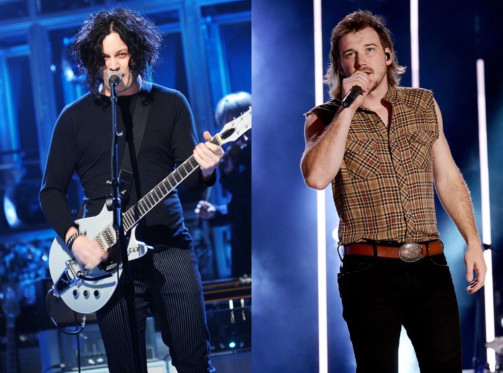 Jack White To Replace Morgan Wallen As Snl S Musical Guest E Online