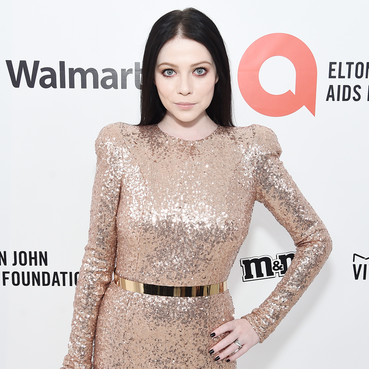 How Gossip Girl's Michelle Trachtenberg Tricked Fans Into Thinking She Was Engaged