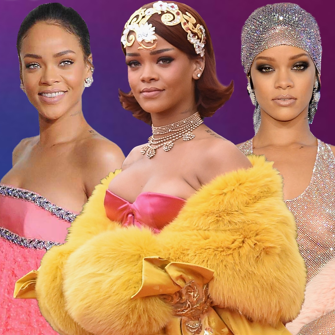 Celebrate Rihanna's 2020 PCAs Style Star Nomination With Her Best Fashion Moments Ever
