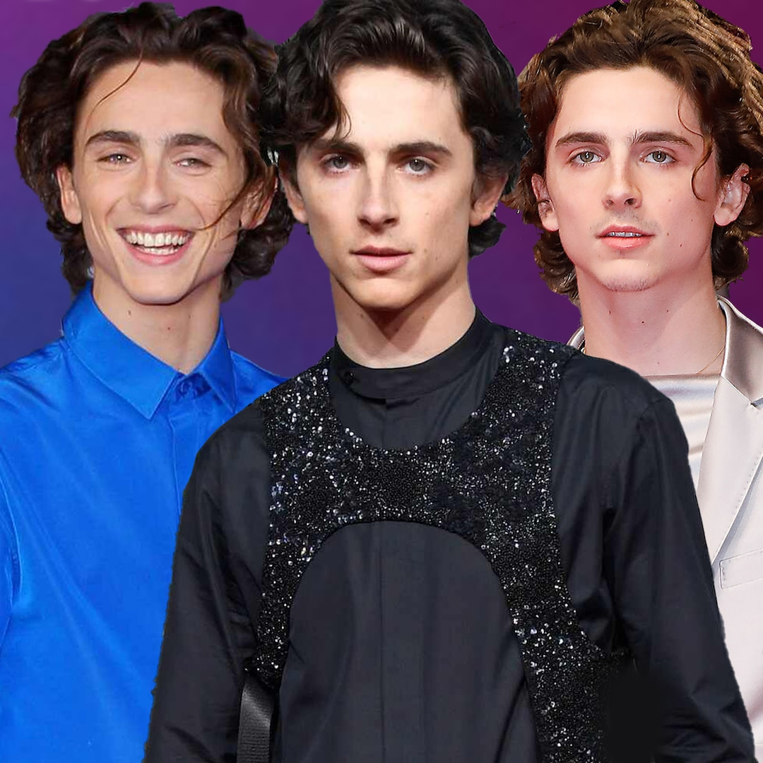 The Ultimate Guide to Timothée Chalamet's All-Time Best Looks