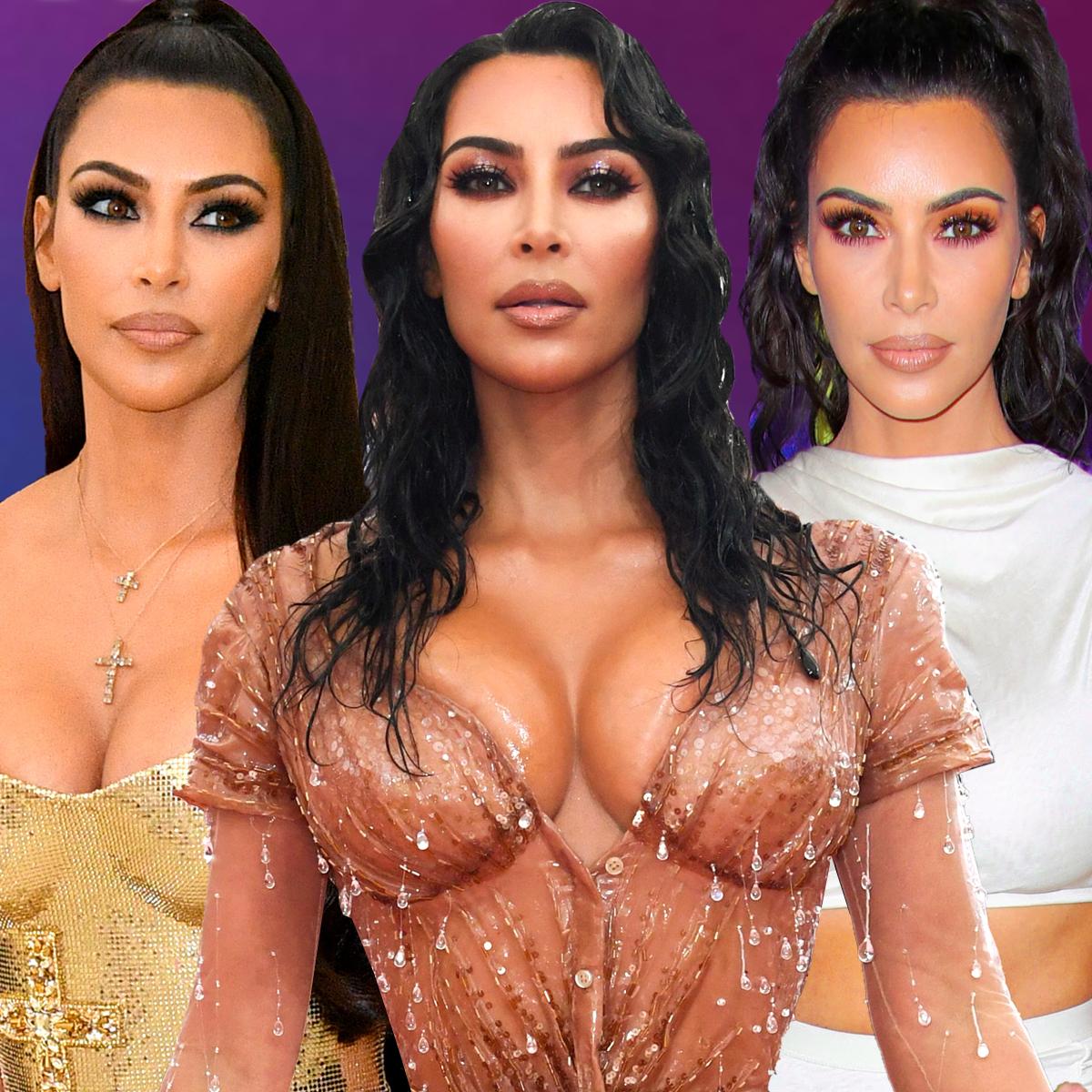 40+ Times Kim Kardashian Won the Red Carpet