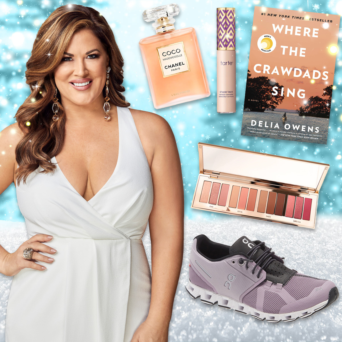 Emily Simpson's Holiday Gift Guide Has the Perfect Presents for Mom