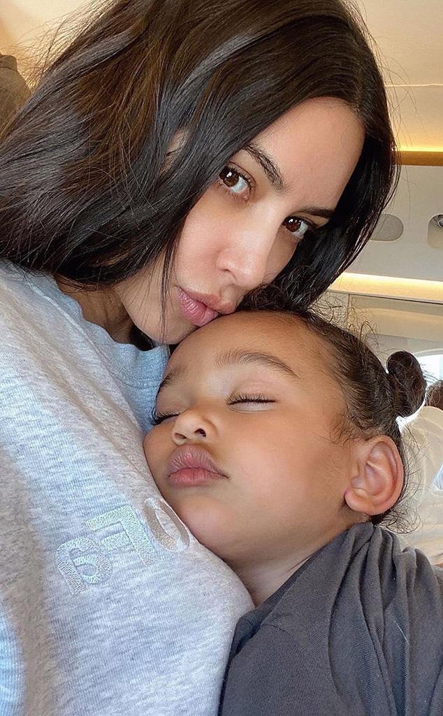 Chicago West, Kim Kardashian, Instagram
