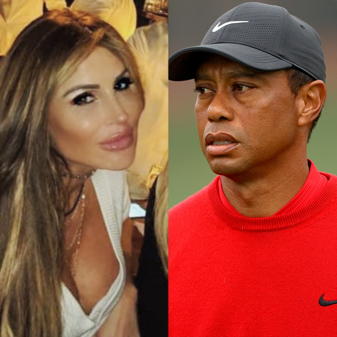 Rachel Uchitel Reveals Why She's Finally Speaking Out on the Tiger Woods Scandal - E! NEWS