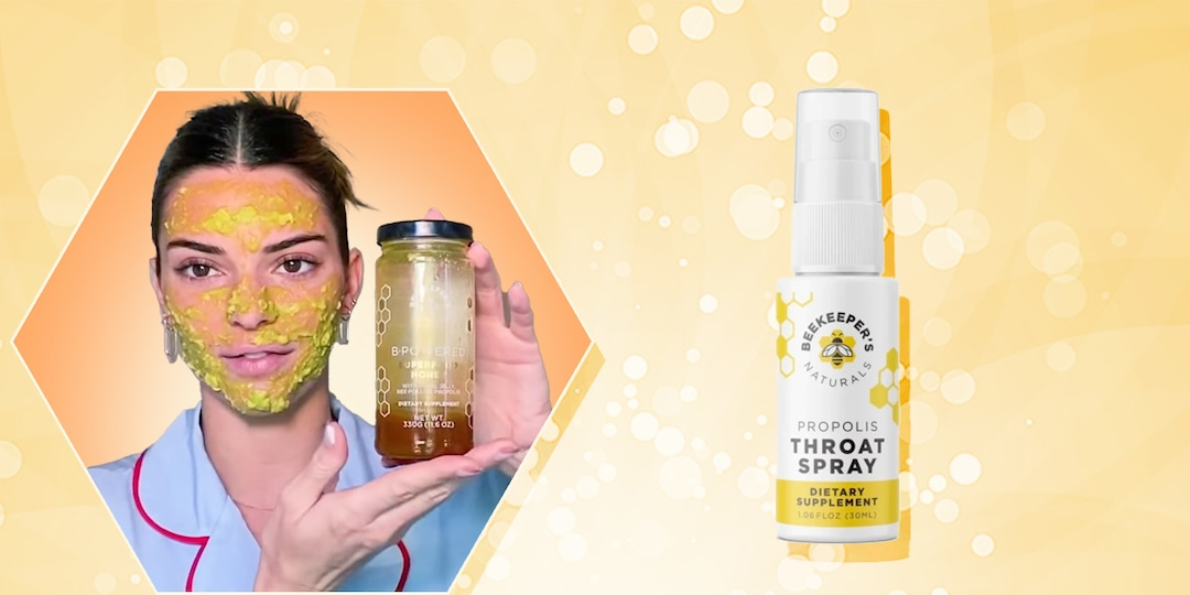 The $14 Throat Spray Kendall & Kylie Jenner, Lily Collins & More Stars Rave About - E! Online.jpg