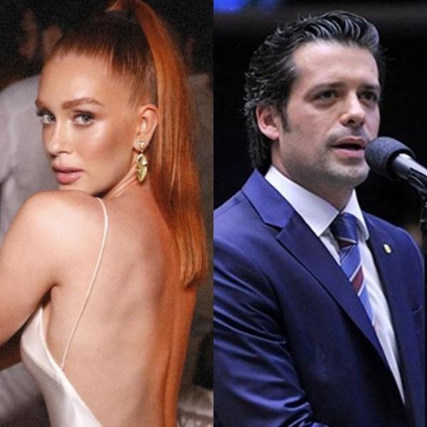 Marina Ruy Barbosa estaria vivendo romance com deputado, diz colunista - E!  Online Brasil