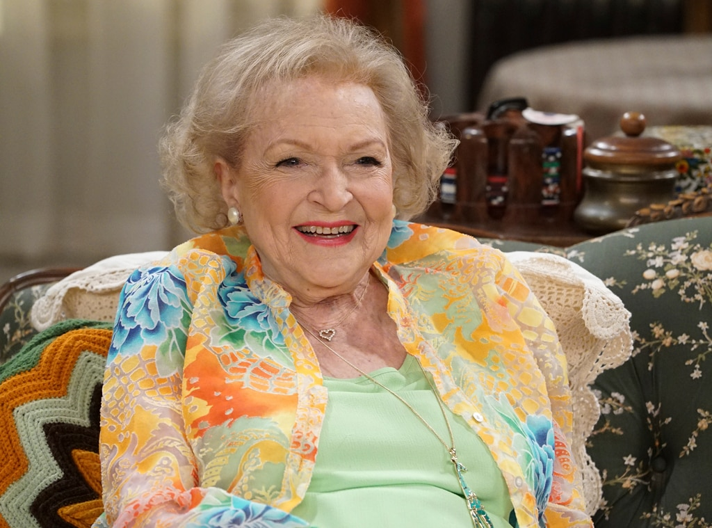"""Betty White Celebrates Her 99th Birthday With the Re-Release of Her """"Long-Lost Series"""""""